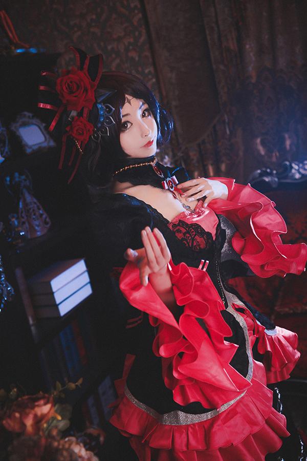 王者荣耀第18期:露娜哥特玫瑰.