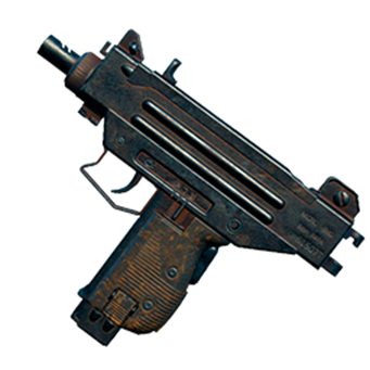 "PUBG Mobile guide ""PUBG Mobile"" UZI submachine gun, once the"