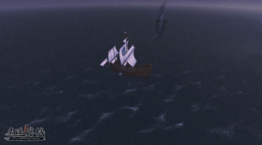 老舵手教你如何单撸巨型海盗船