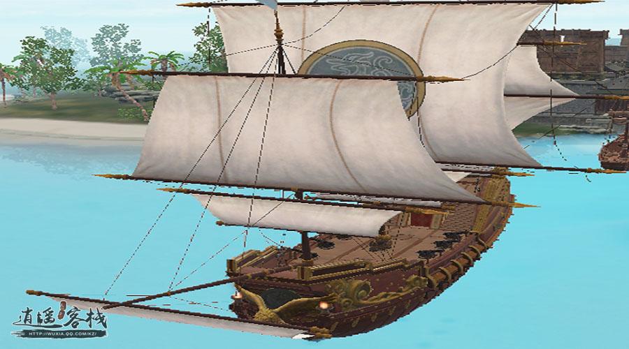 船只进阶 如何使船只升到顶配