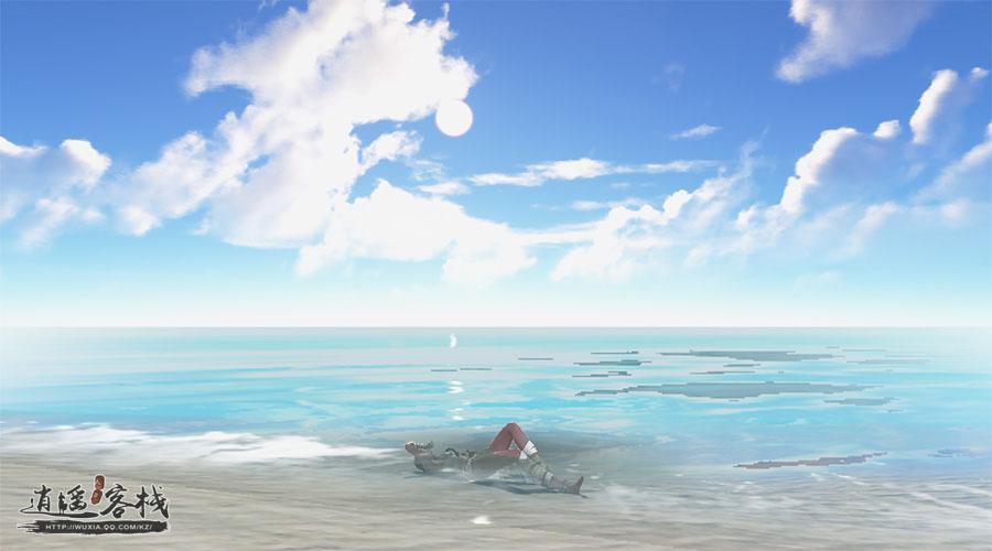 天刀短篇小说《航海之遇鲛》