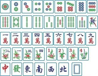 麻将二饼_新手就该这么打麻将- 欢乐麻将官方网站 - 腾讯游戏