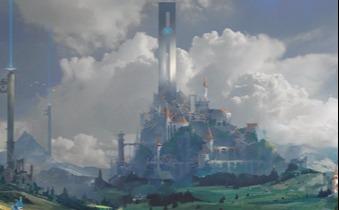 人类主城概念图