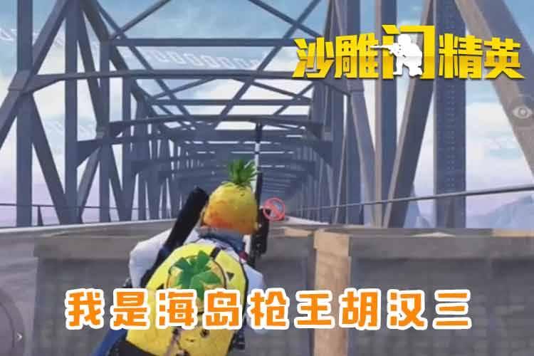 沙雕闯精英:我是海岛枪王胡汉三