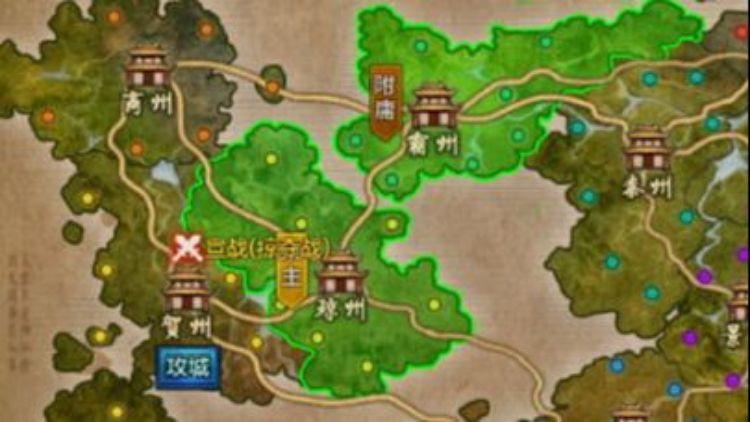 共抗强敌 《QQ华夏》手游九州界助战、势力从属玩法解析