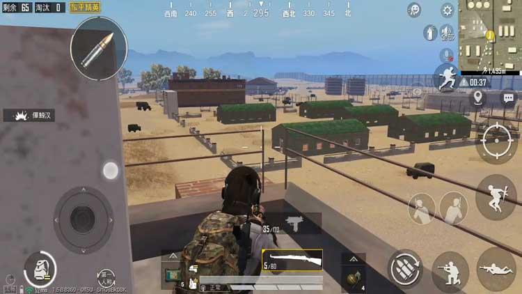 沙漠地图军事基地打法攻略,拒绝浪费时间